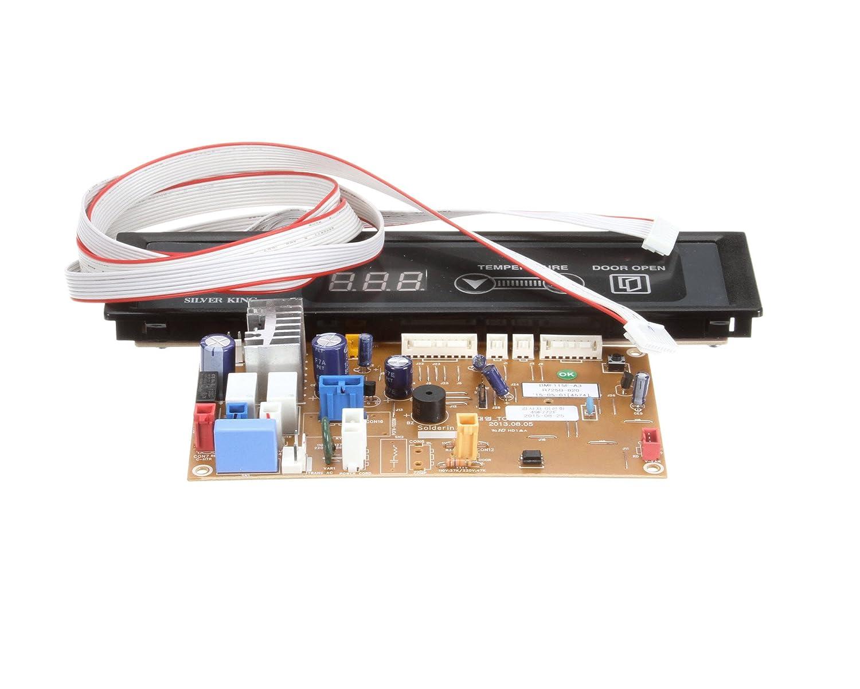 Plateado King 34374-e1 principal congelador placa de circuito ...