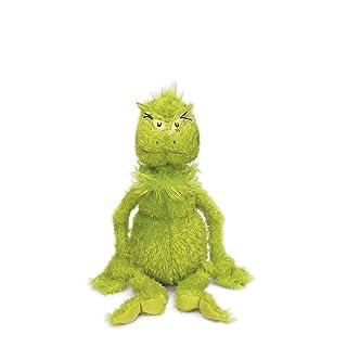 Manhattan Toy CH010 - Il Grinch di Dr. Seuss, Peluche piccolo 101940