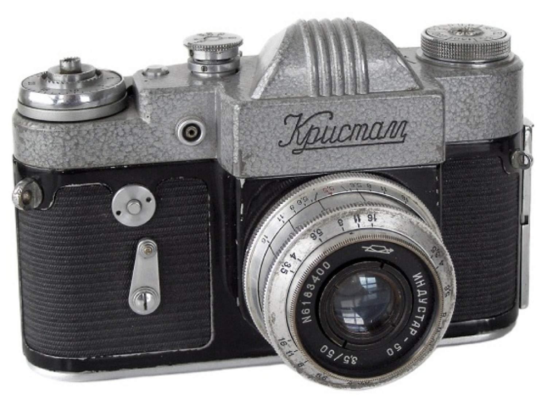CRYSTALL クリスタル修理サービスソ連ソビエトロシア35mm一眼レフカメラ   B07Q6CVKTG