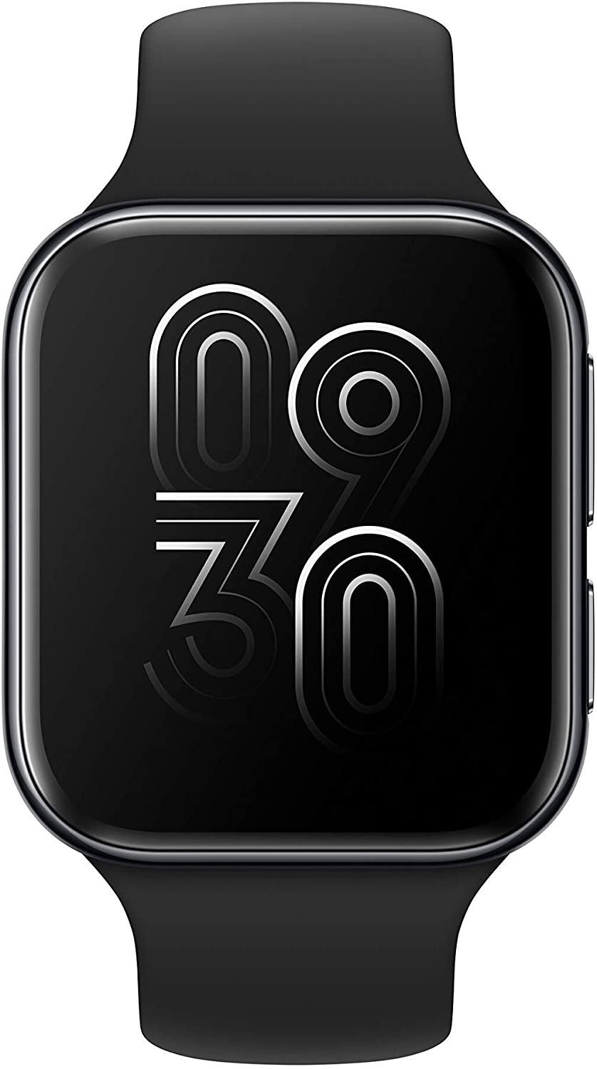 OPPO Watch 46 mm   Wear OS by Google  Conectividad LTE  Watch VOOC Flash Charging   Negro