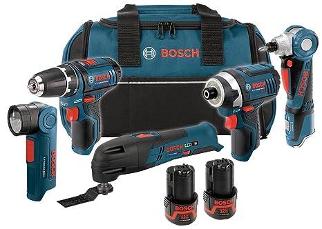 Amazon.com: Bosch CLPK51-120 - Kit combinado de 5 ...