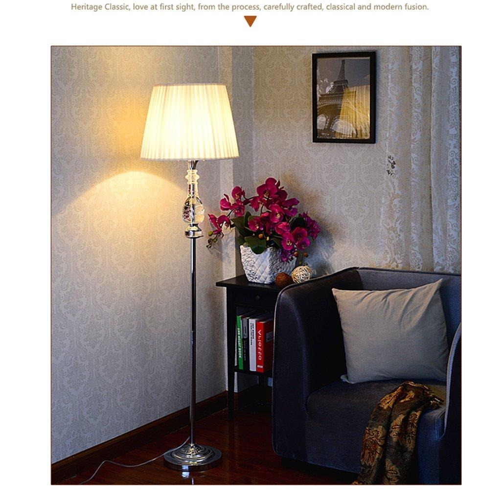 Lámpara de pie LJ Iluminación Interior 1.60m Cristal Europea ...