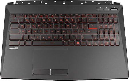 ipc-computer - Teclado para MSI GE62 7RD (MS-16J9) (Incluye ...