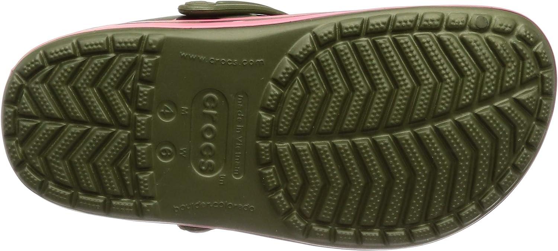 Crocs Unisex Adults Crocband Seasonal Graphic Clog