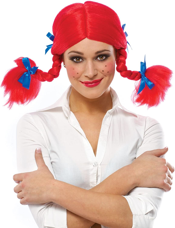 Costume Culture Women's Spunky Wig