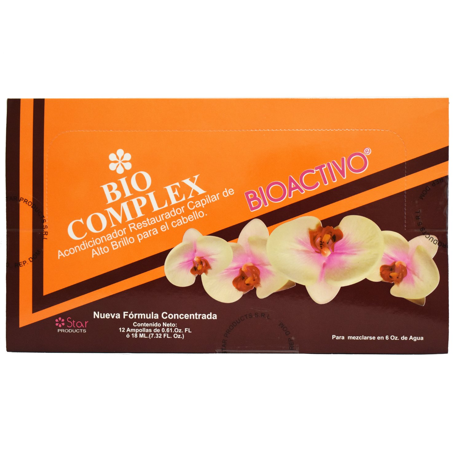 Amazon.com : Star Bio Complex High Shine Hair Conditioner, 12 Count : Standard Hair Conditioners : Beauty