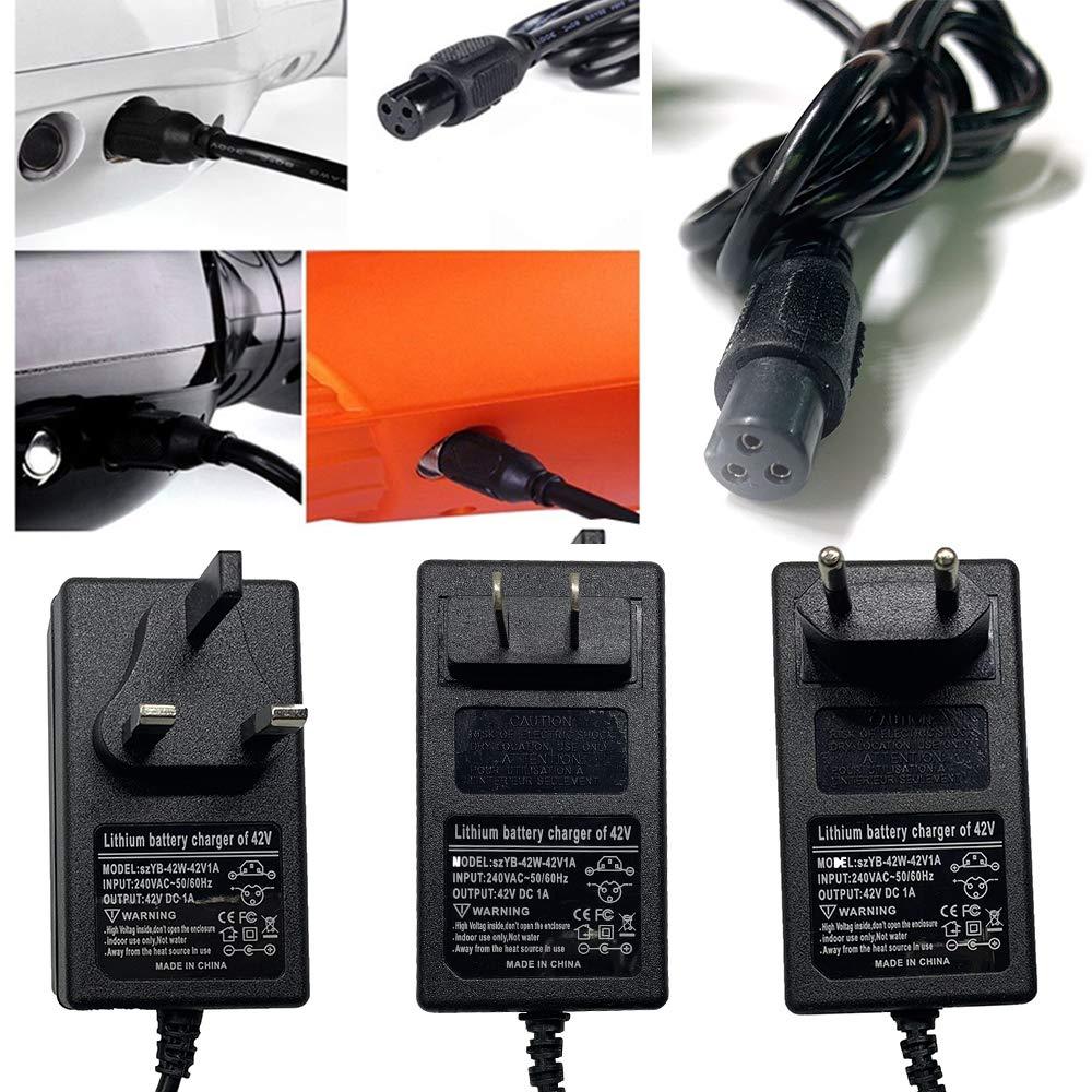 bqmqolove Adaptador de Corriente eléctrica para automóvil con ...