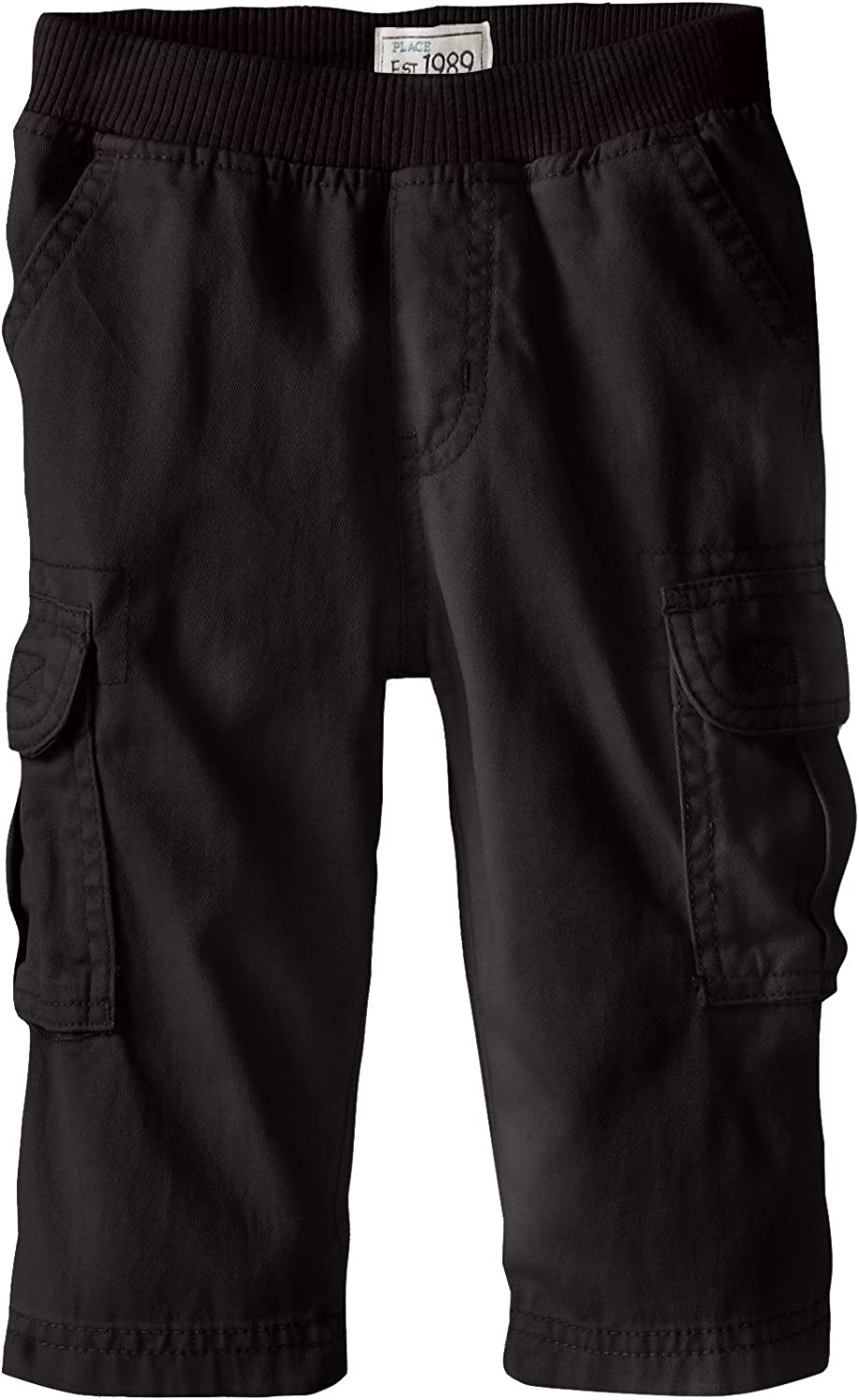 The Children's Place Baby Boys' Pull on Cargo Pants: Clothing