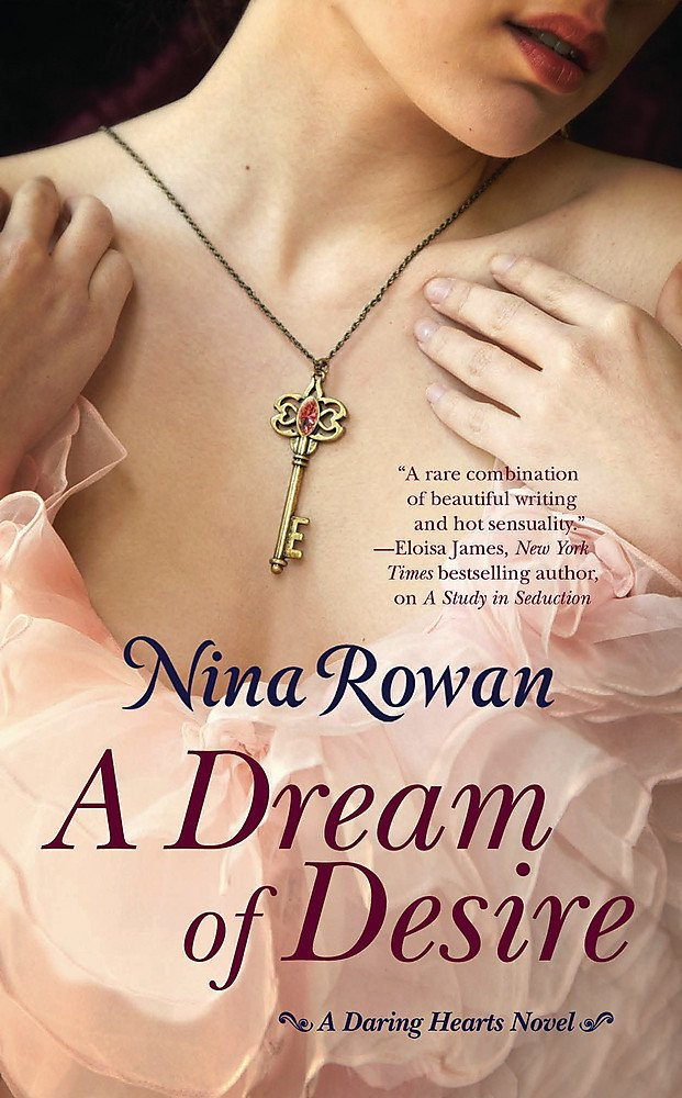 Download A Dream of Desire: A Daring Hearts Novel PDF