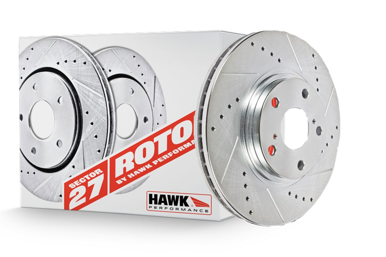 HAWK HR4193 Rotors