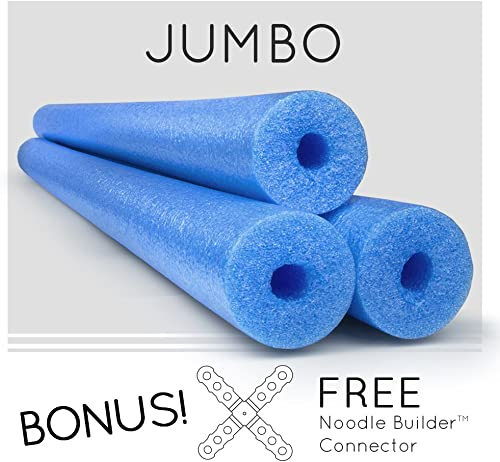 Oodles Monster Jumbo Swimming Pool Noodle