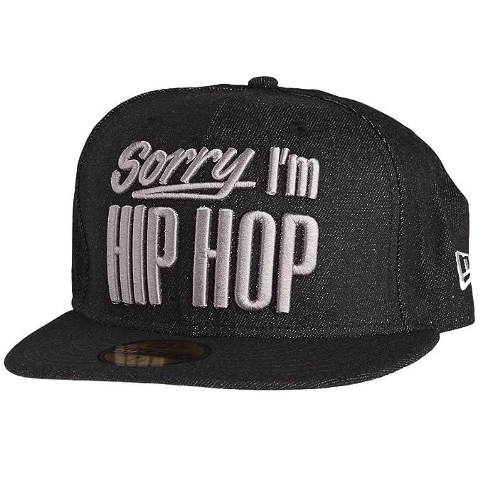 CAPPELLO NEW ERA SORRY IM HIP HOP 59FIFTY
