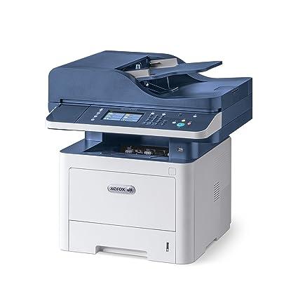 Xerox WorkCentre 3345/DNI Monochrome MultiFunction Printer, Amazon Dash  Replenishment Enabled