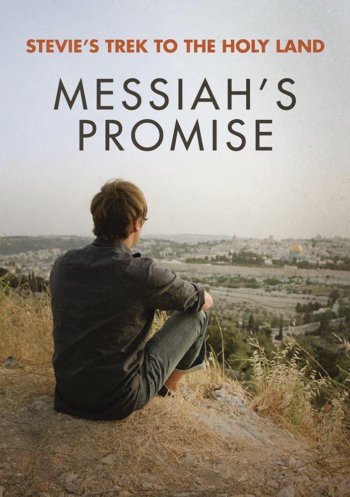 DVD : Stevie's Trek To The Holy Landz: Messiah's Promise (DVD)