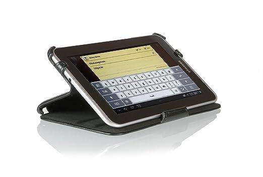 112 opinioni per Custodia Ultra Sottile per Samsung Galaxy Tab 2 7.0 (P3100) con funzione di