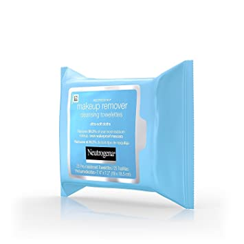 Neutrogena Make Up Removing Wipes, 150 Cleansing Towelettes
