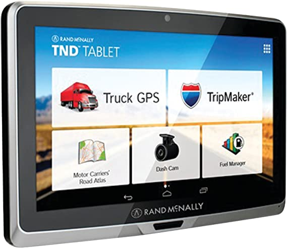 Rand Mcnally Gps >> Rand Mcnally Tnd Tm Tablet 70 With 7 Display Gps And Dashcam Tnd Tm Tablet 70 With 7 Display Gps And Dashcam