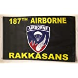 Amazon Com Neoplex 187th Airborne Rakkasans Traditional Flag Garden Outdoor