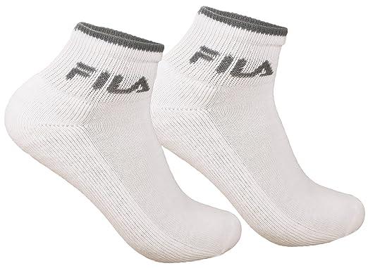 fila sock shoes black