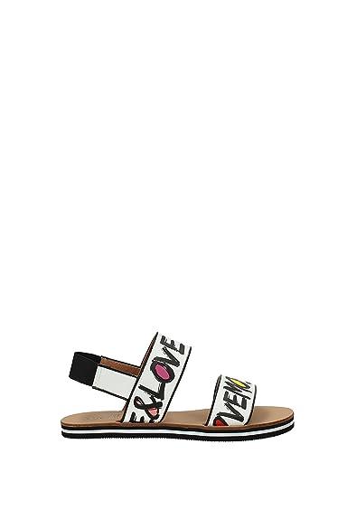 892502f0a37d Love Moschino Sandals Women - Polyurethane (JA16352G05JD) UK  Amazon ...