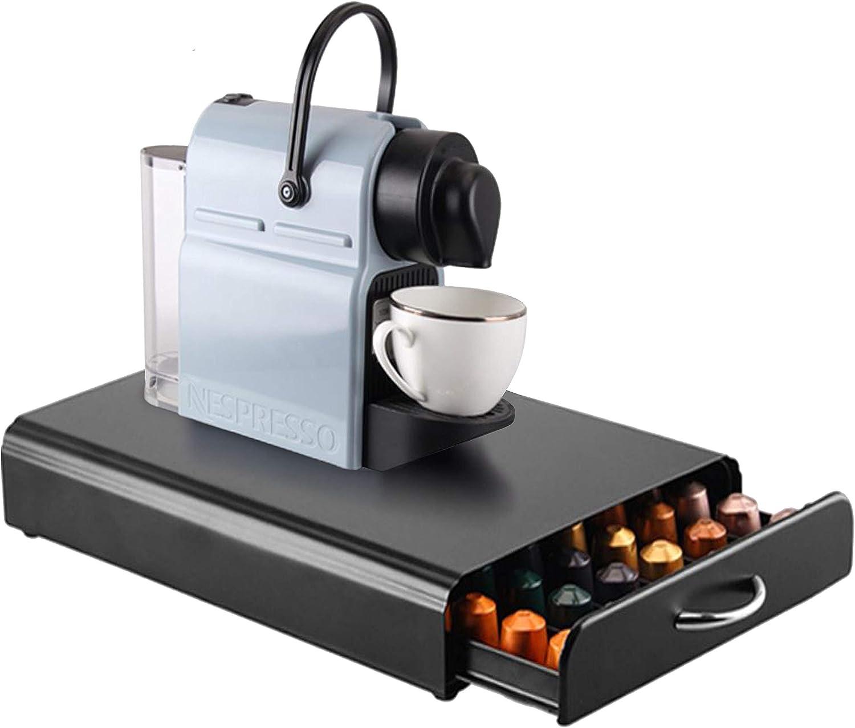 Ever Rich ® Cajón de almacenamiento de cápsulas Nespresso ...