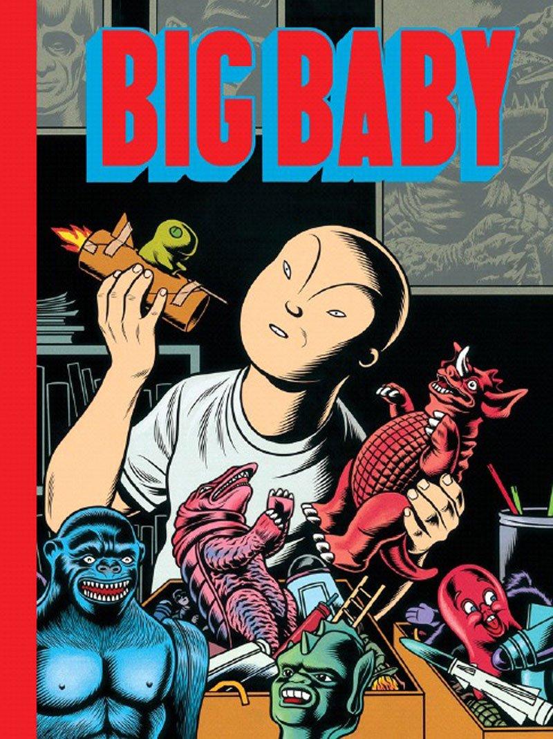 Read Online Big Baby ebook