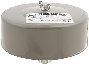 Solberg F-15-075 Inlet Compressor Air Filter, 3/4