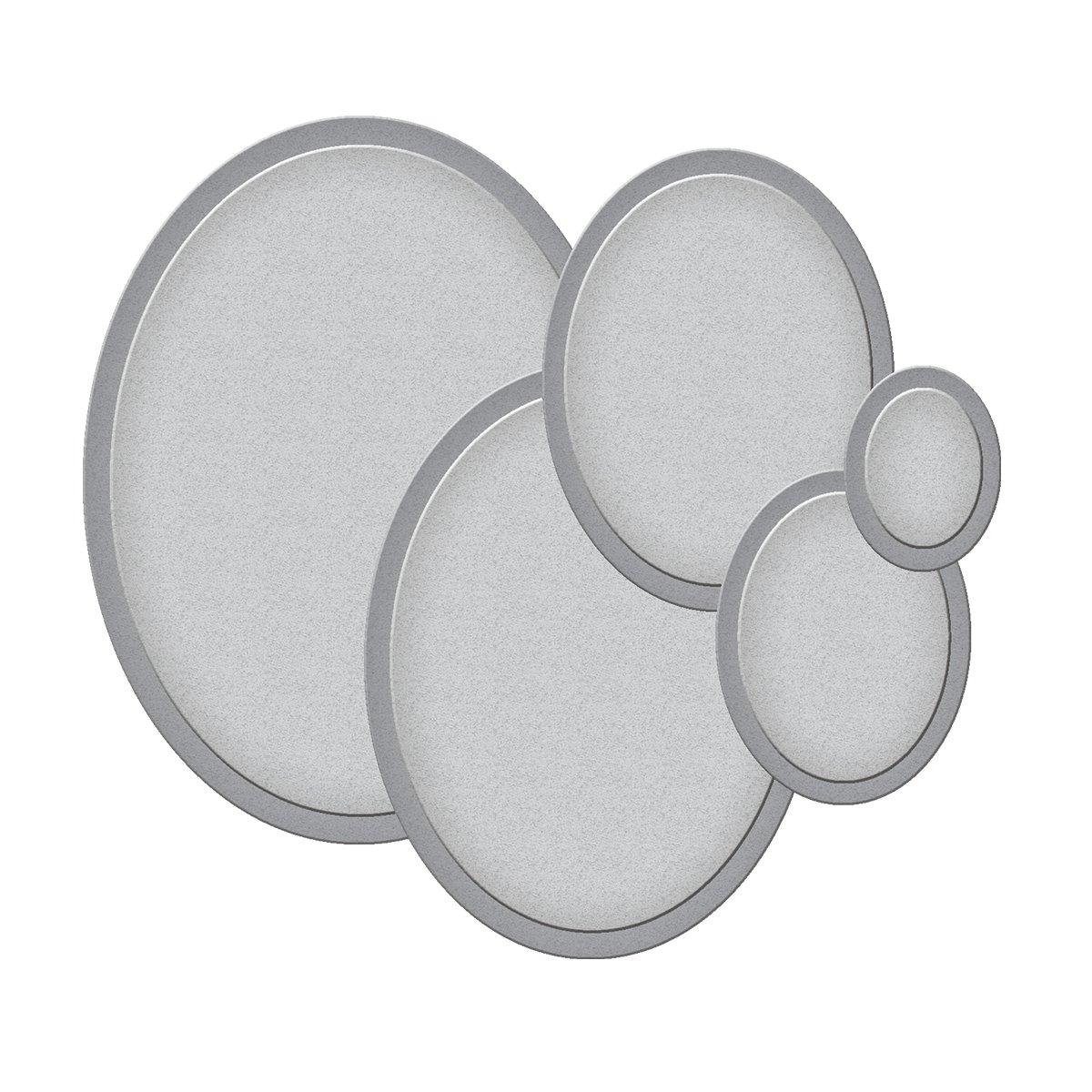 Amazon.com: Spellbinders S4-110 Nestabilities Large Classic Ovals ...