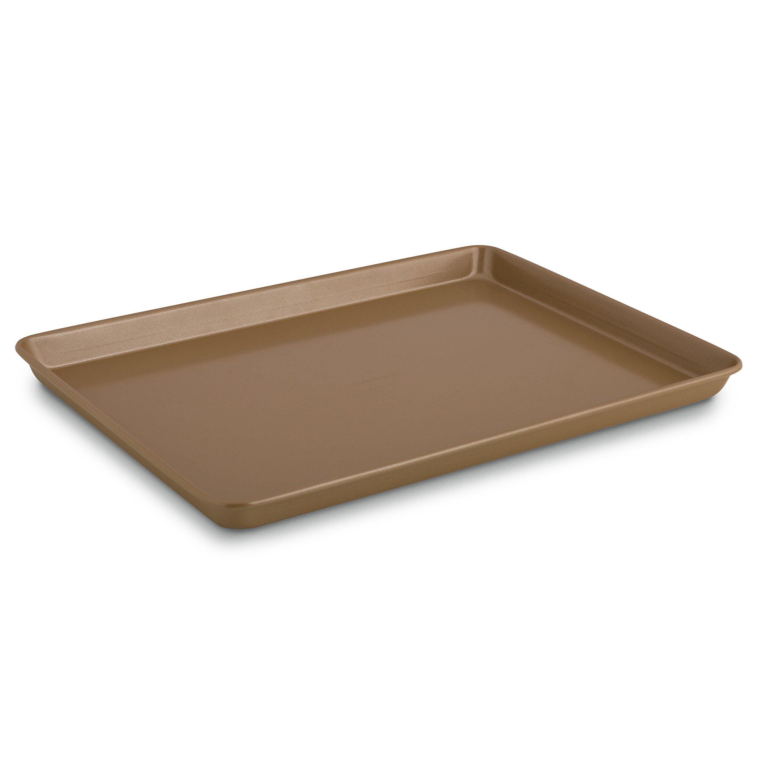 Simply Calphalon Nonstick Bakeware, Baking Sheet, 12-inch by 17-inch
