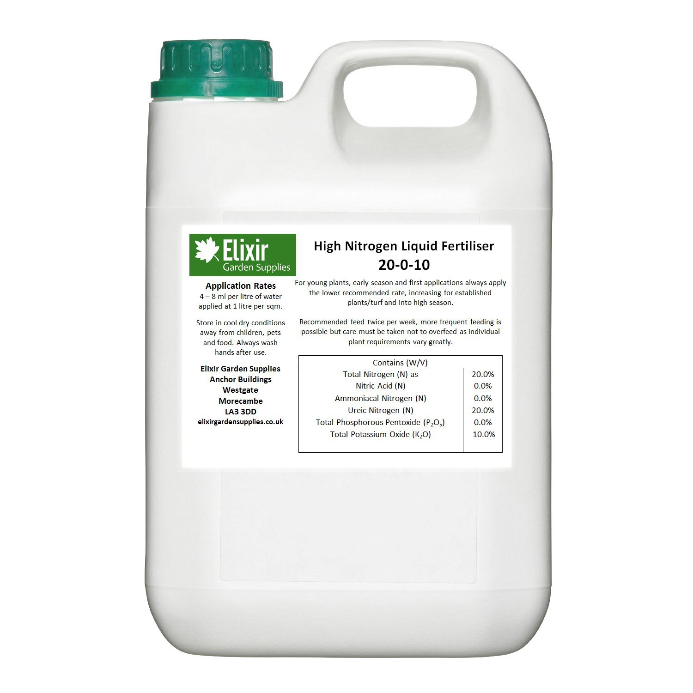Elixir Gardens ® 28 High Nitrogen Plant Food - 1lt