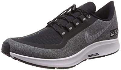 Nike Womens Pegasus 35 Fabric Low Top Lace Up