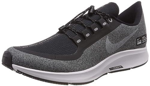 Deportivas Nike | AIR ZOOM PEGASUS 35 SHIELD Negro Gris Hombre