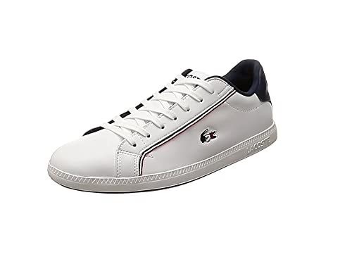 89f67577dc972 Lacoste Graduate 119 3 SMA, Baskets Homme: Amazon.fr: Chaussures et Sacs