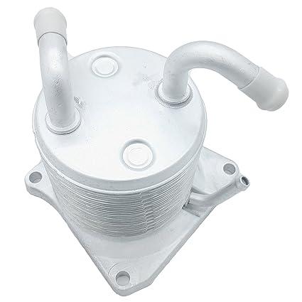 Amazon com: OKAY MOTOR CVT Transmission Oil Cooler for Nissan NV 2 0