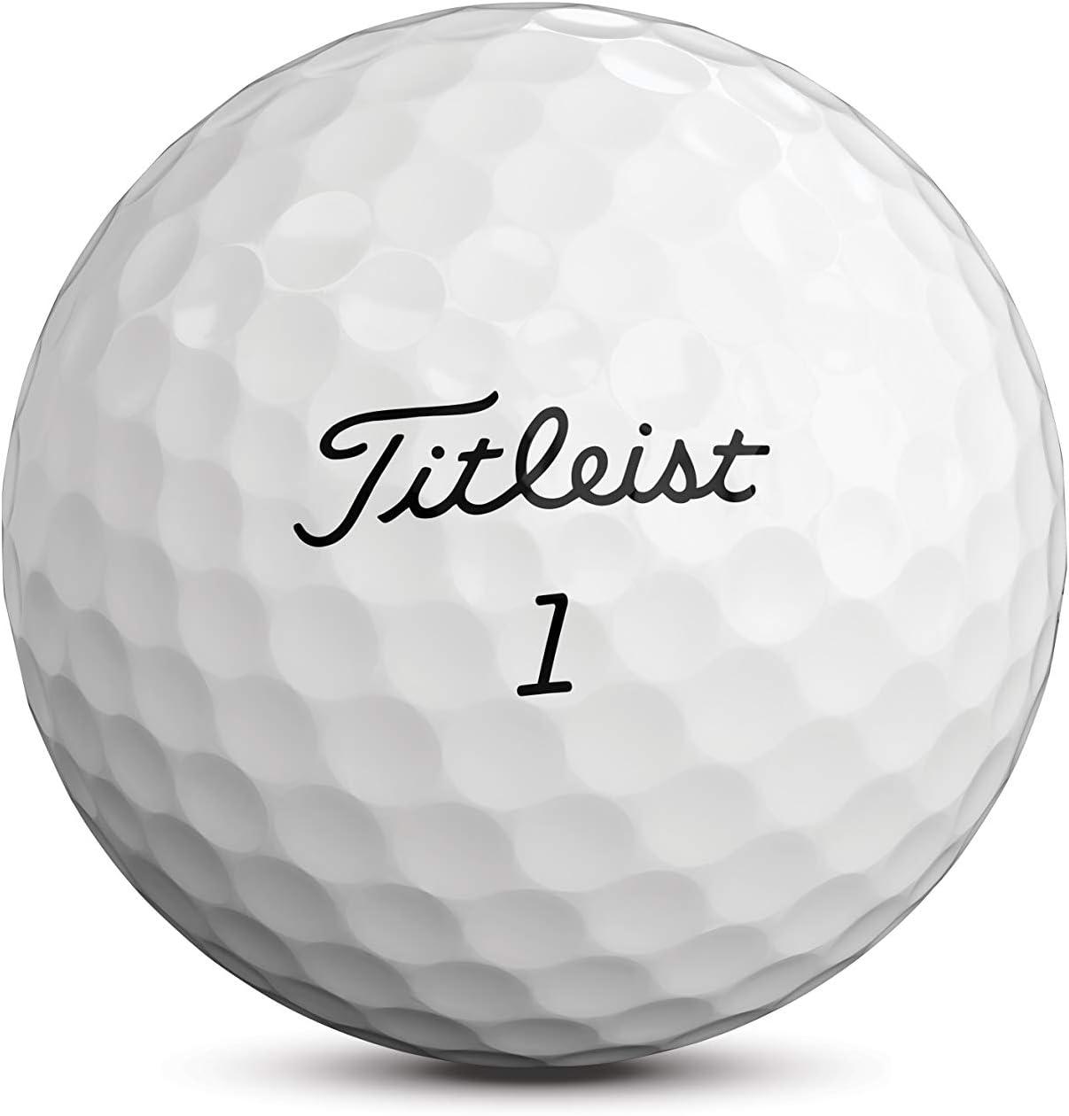 タイトリスト(TITLEIST) ゴルフボール 2019 Pro V1 ダブルナンバー ユニセックス T2026S-LEJ ホワイト