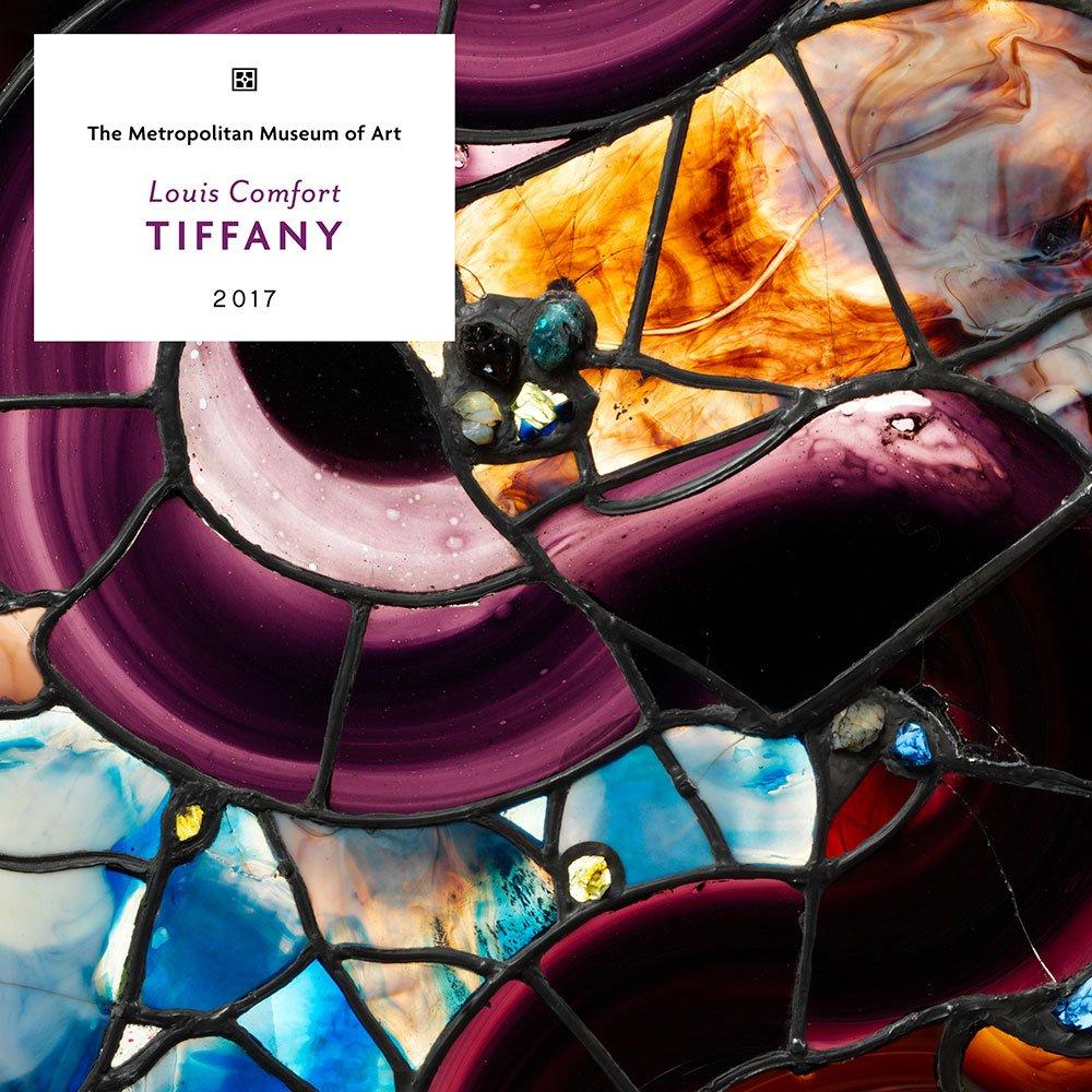 Louis Comfort Tiffany 2017 Calendar product image