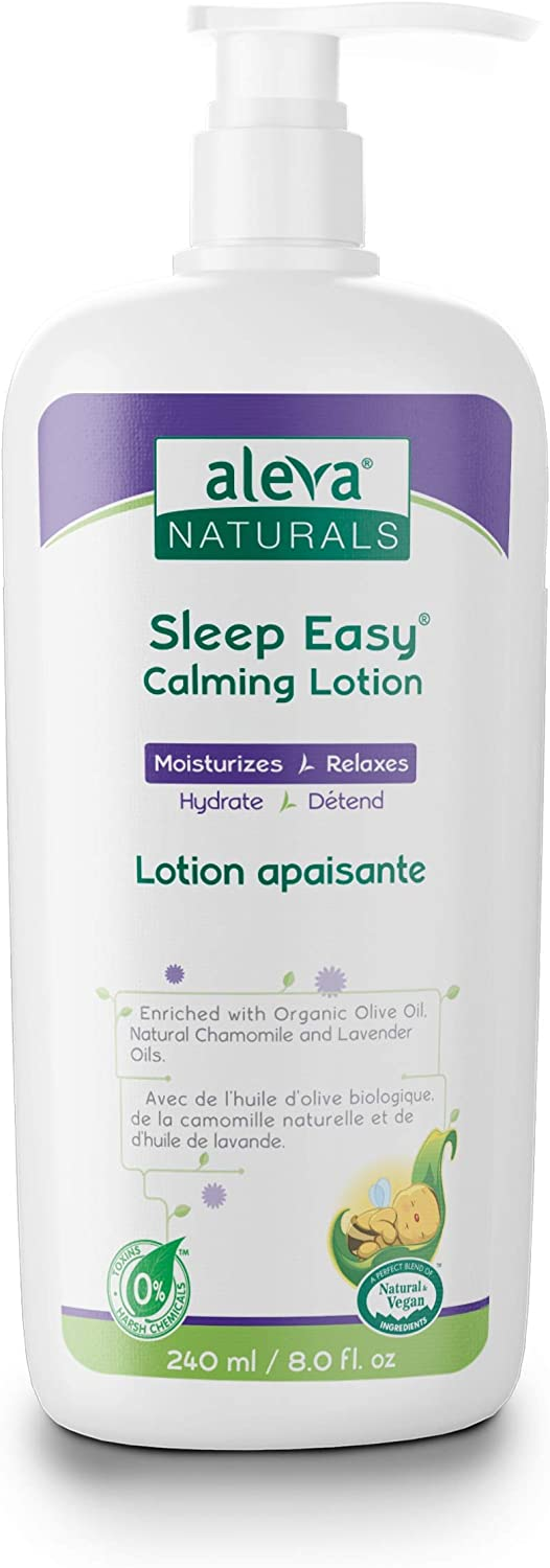Sleep Easy Calming Lotion | For Babies and Toddlers | Relaxing Bedtime Lotion | Lavender and Chamomile Oils | Perfect for Baby Massage | Made with Natural and Organic Ingredients | (8 fl.oz / 240ml) sleep aids for children - 71PsDAX0aGL - Sleep Aids for Children Review – Helping your child get enough sleep