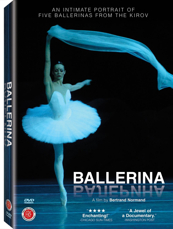 DVD : Evguenya Obraztsova - Ballerina (Full Frame, Subtitled)