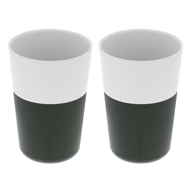 Eva Solo 57066311628522Espresso Cup 80ml, Porcelain, Navy Blue, 6x 6x 6cm