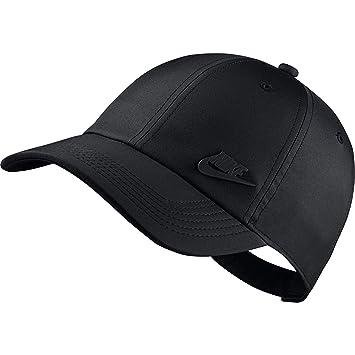 e03ea0d43124 Nike 2er Set Metal Swoosh Logo Cap Weiß, Blau und oder Schwarz Basecap  verstellbar