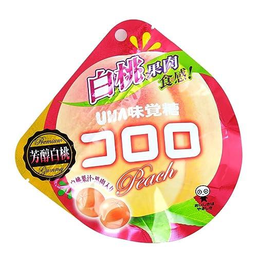 UHA味覚糖 コロロ 白桃