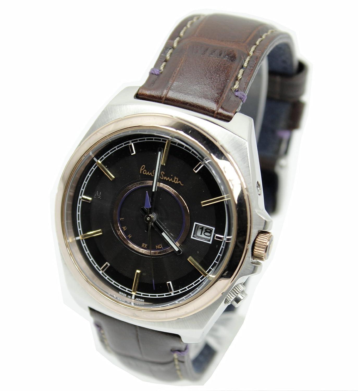 [ポールスミス]Paul Smith 腕時計 クローズドアイズTT ソーラー電波時計 メンズ H416-S084652[中古品] [並行輸入品] B07CG6DBKT