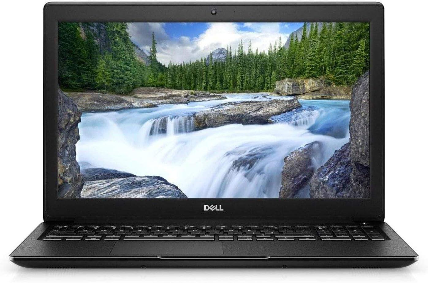 Dell Latitude 3500 Laptop 15.6 - Intel Core i3 8th Gen - i3-8145U - Dual Core 3.9Ghz - 128GB SSD - 4GB RAM - 1366x768 HD - Windows 10 Pro (Renewed)