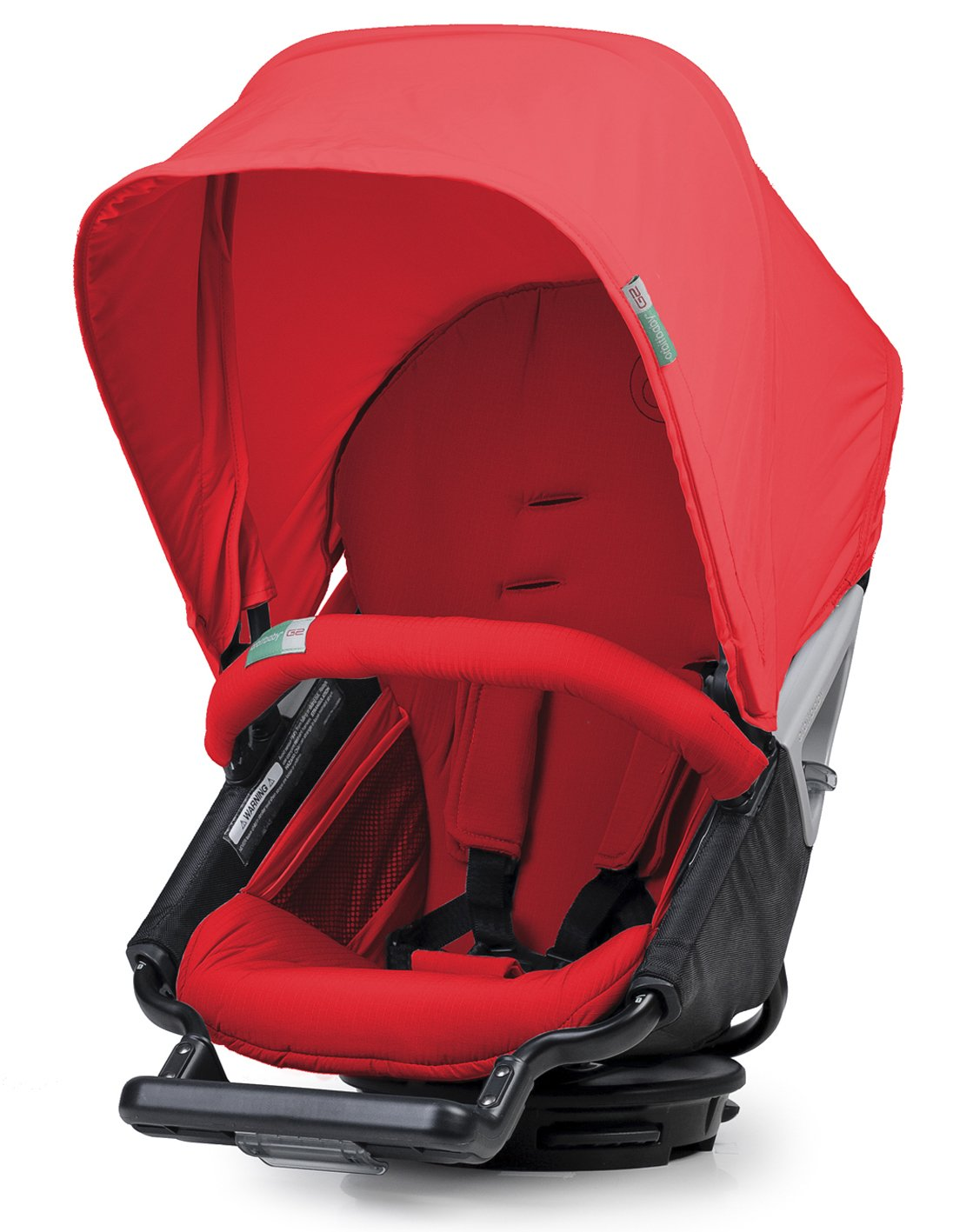 Amazon.com : Orbit Baby Color Pack for Stroller Seat G2, Red (Discontinued by Manufacturer) (Discontinued by Manufacturer) : Infant Car Seat Stroller Travel ...