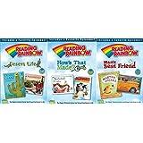 Reading Rainbow 6 Features: Desert Life / How's That Made / Man's Best Friend (3 Disc DVD Set)