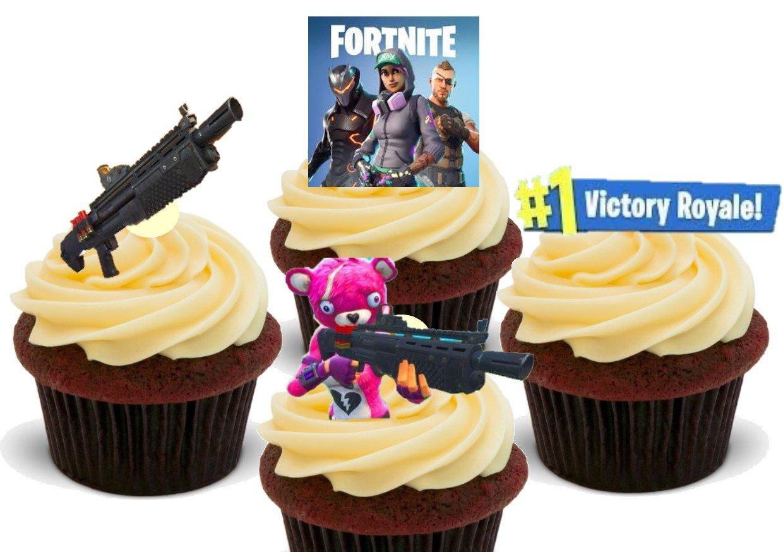 Amazon.com: 12 x Fortnite Shotgun Pack - Fun Novelty Birthday ...