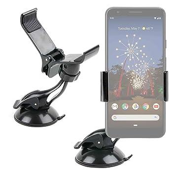 DURAGADGET Soporte Tipo Pinza para Smartphone Google Pixel 3a ...