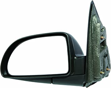 for 2005 2009 Chevrolet Equinox RH Passenger Side Right Mirror Power Textured