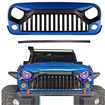 Angry Birds frontal Grill Parrilla para Jeep Wrangler ...