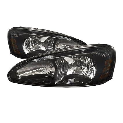 Amazon Com Headlights Depot Replacement For Pontiac Grand Prix New